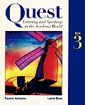 Quest Listen/Speak 3 Sb