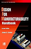 Design for Manufacturability Handbook 2nd Edition
