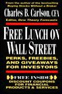 Free Lunch On Wall Street Perks Freebies & Giveaways for Investors