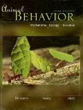 Animal Behavior : Mechanisms, Ecology, Evolution (5TH 02 Edition)