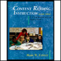 Content Reading Instruction: A Communication Approach