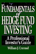 Fundamentals Of Hedge Fund Investing A