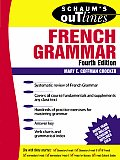 Schaums Outline of French Grammar 4TH Edition Cover
