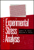 Experimental Stress Analysis 3RD Edition