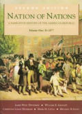 Nation of Nations: A Narrative History of the American Republic, 1