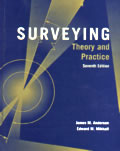 Surveying Theory & Practice 7th Edition