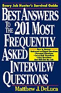 Best Answers To the 201 Most Frequently