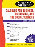 Calculus for Business, Economics, and the Social Sciences (90 Edition)