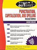 Schaums Outline of Punctuation Capitalization & Spelling