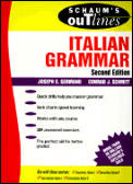 Schaums Outline Of Italian Grammar 2nd Edition