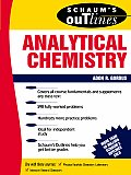 Schaum's Outline of Analytical Chemistry (Schaum's Outlines) Cover
