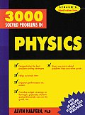 3000 Solved Problems In Physics 1st Edition