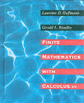 Finite Mathematics With Calculus 2ND Edition