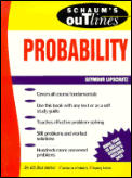 Probability Schaums Outline Series