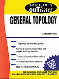 General Topology Schaums Outlines 1st Edition