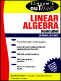 Schaums Outline Of Theory & Problems Of Linear Algebra 2nd Edition