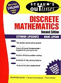 Schaums Discrete Mathematics 2ND Edition Cover