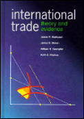 International Trade Theory & Evidence