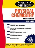 Schaum's Outline of Physical Chemistry (Schaum's Outlines) Cover