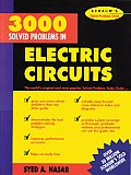 Schaum's 3000 Solved Problems in Electrical Circuits (88 Edition)