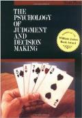Psychology of Judgment and Decision Making (93 Edition)