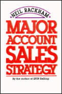 Major Account Sales Strategy Cover
