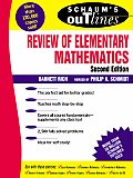 Schaum's Outline of Review of Elementary Mathematics (Schaum's Outlines)
