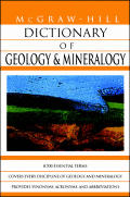 Mcgraw Hill Dictionary Of Geology & Mineralogy