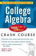 College Algebra Schaums Easy Outlines