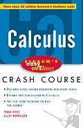 Calculus Schaums Easy Outlines