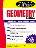 Schaums Outline Of Theory & Problems Of Geometry Includes Planes Analytic & Transformational Geometries 3rd Edition