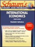 Schaum's Outline of International Economics
