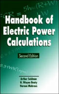 Handbook of Electric Power Calculations 2ND Edition