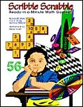 Scribble Scrabble Ready In A Minute Math