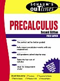 Schaums Outline of Precalculus 1st Edition