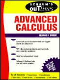 Schaums Outline Of Theory & Problems of Advanced Calculus