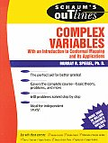 Schaum's Outline of Complex Variables Cover