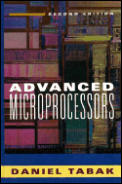 Advanced Microprocessors 2ND Edition Cover