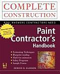 Painting Contractor's Handbook (Complete Construction)