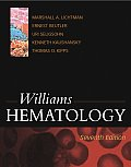 Williams Hematology, Seventh Edition
