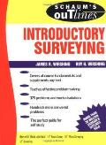 Introductory Surveying (Schaum's Outlines) Cover