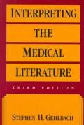 Interpreting The Medical Literature Pr