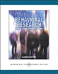Methods in Behavioral Research 11th International Edition