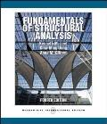 Fundamentals of Structural Analysis.