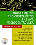Programming and Customizing the Avr Microcontroller with CDROM