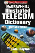 Mcgraw-hill Illustrated Telecom Dictionary