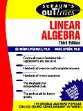 Schaums Outline Of Theory & Problems Of Linear Algebra 3rd Edition