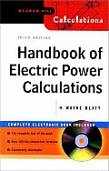 Handbook of Electric Power Calculations with CDROM (McGraw Hill Handbooks)