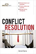 Conflict Resolution (Briefcase Books) Cover