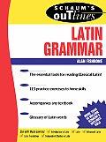 Schaum's Outline of Latin Grammar